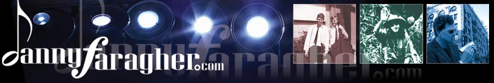 The Official Site of Recording Artist Danny Faragher