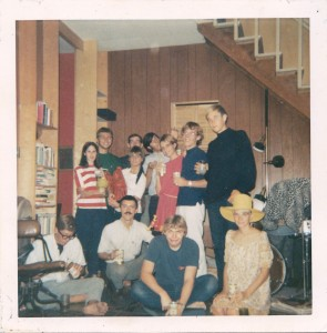 1968 Party at Benton Way