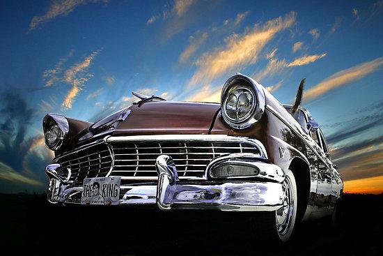 Classic California Car Culture