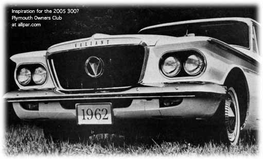 1962 Plymouth Valiant, Classic Car in the early sixties