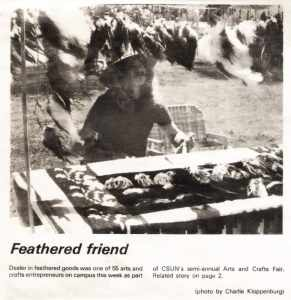 CSUN---Feathered-Freind-Story