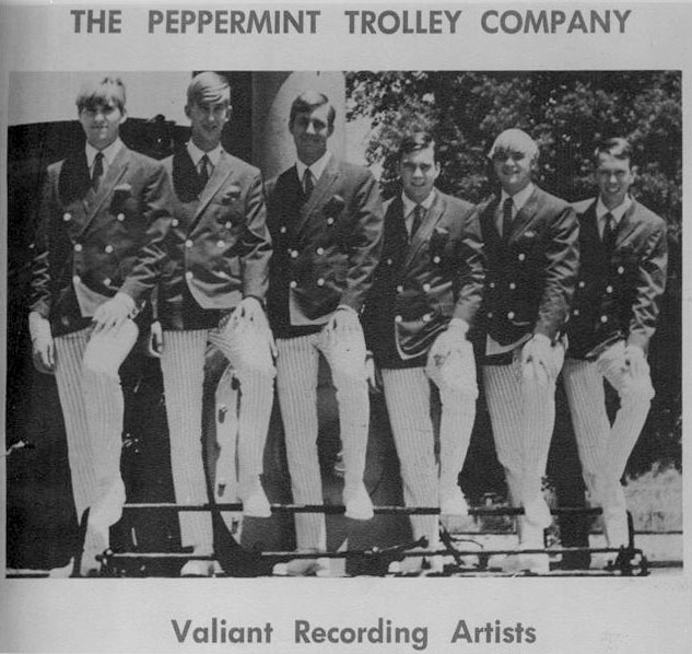 PepperminTrolleyCompanyValiant